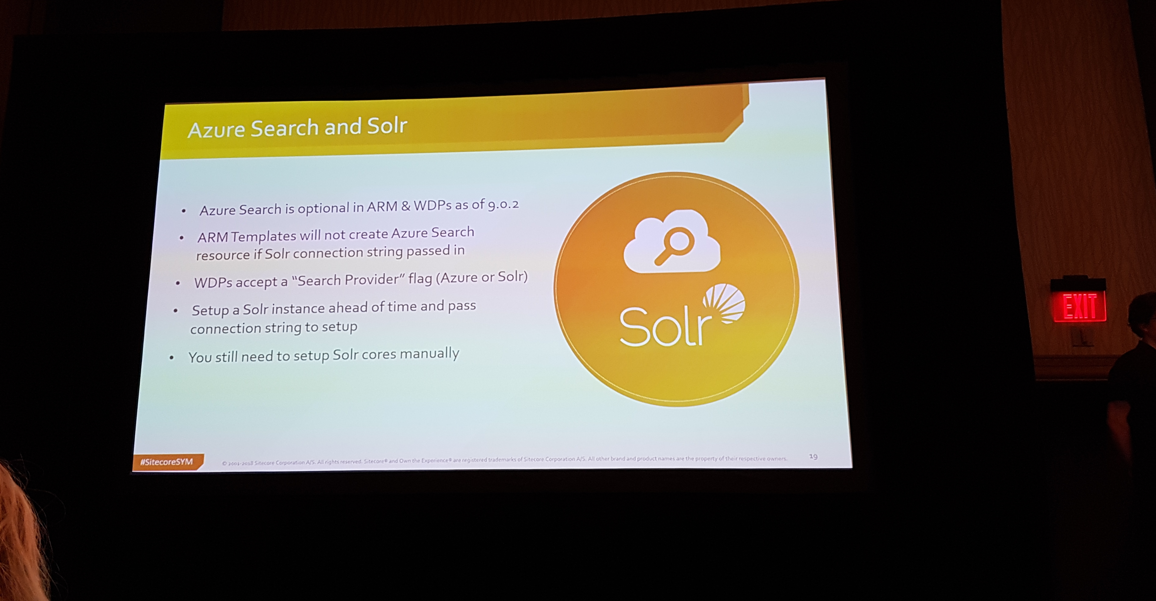 Azure on Solr