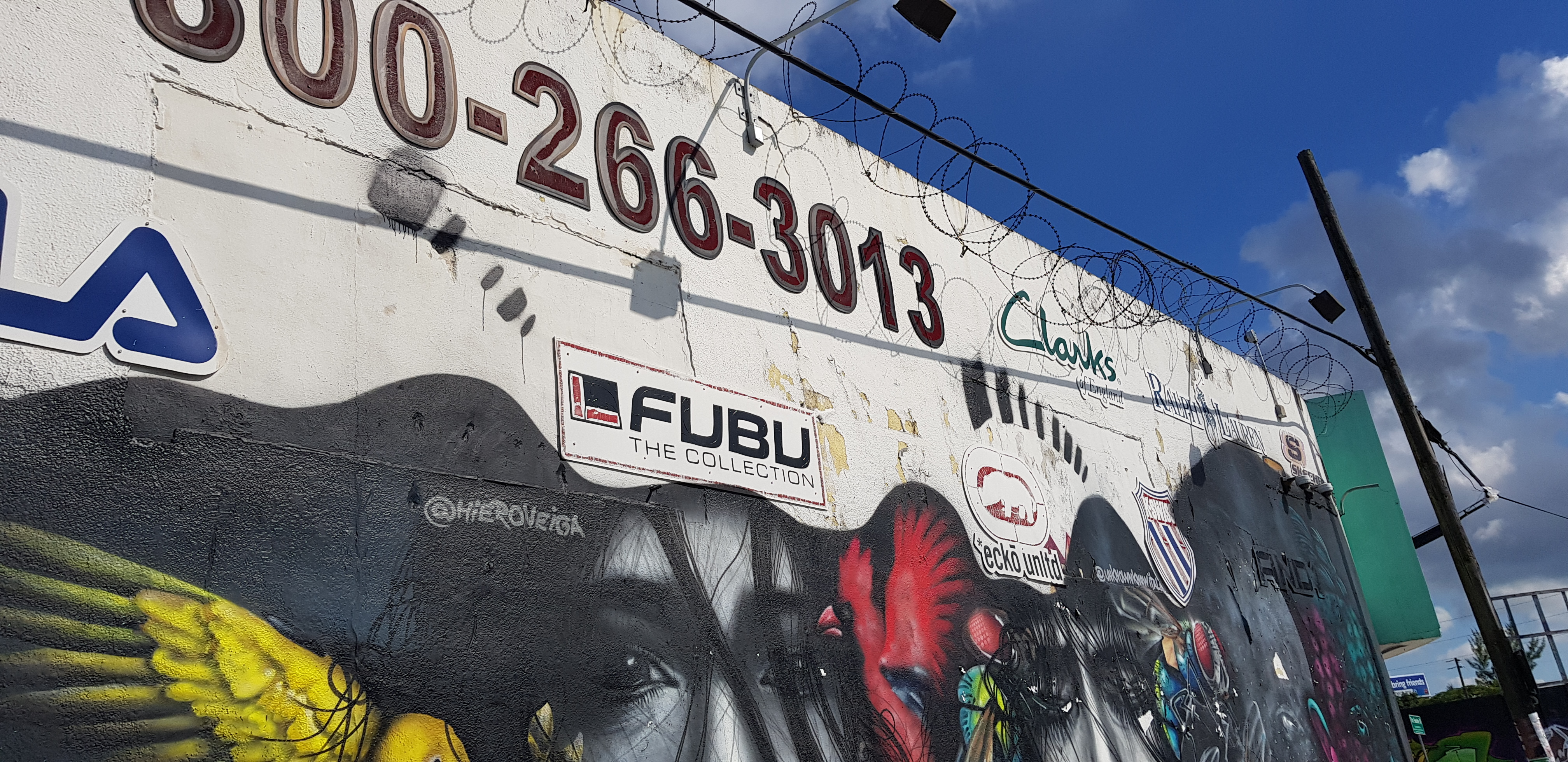 FUBU in Miami